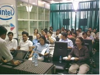 Đại hội công đoàn người lao động CTY CPTMCN KHAI TRÍ