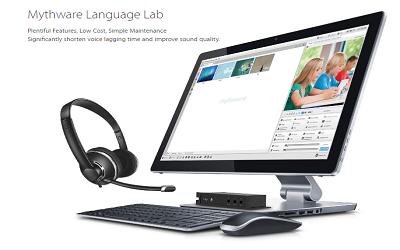 Giải pháp dạy và học ngoại ngữ Mythware MLL