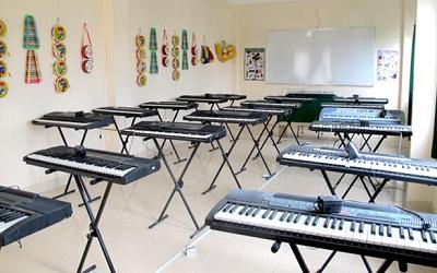 Giải pháp phòng học âm nhạc