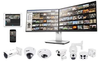 Giải pháp camera giám sát, an ninh