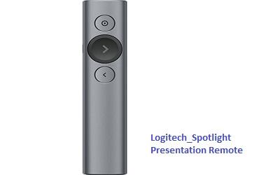 Logitech_Spotlight Presentation Remote