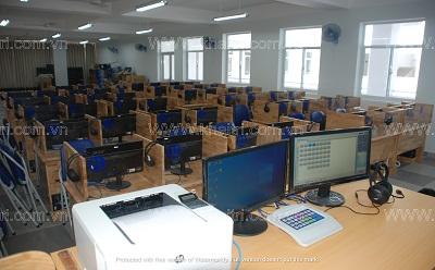 Giải pháp phòng dạy và học ngoại ngữ Multimedia Hiclass X