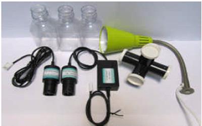 Bộ thí nghiệm quang hợp, hô hấp Addest